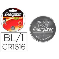 ENERGIZER PILES BOUTON CR1616