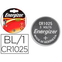 ENERGIZER PILES BOUTON CR1025