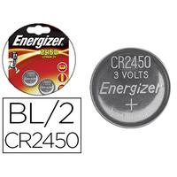 ENERGIZER PILES BOUTON CR2450