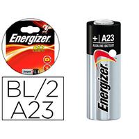ENERGIZER PILES BOUTON A23