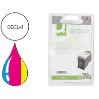 CANON COMPATIBLE CL41 CYAN MAGENTA JAUNE