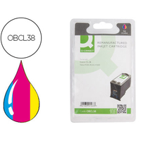 CANON COMPATIBLE CL38 CYAN MAGENTA JAUNE
