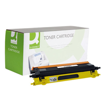 BROTHER COMPATIBLE TN135Y JAUNE HAUTE CAPACITE