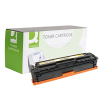 HP COMPATIBLE 125A JAUNE