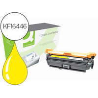 HP COMPATIBLE 201A JAUNE