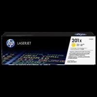 HP 201X JAUNE HAUTE CAPACITÉ