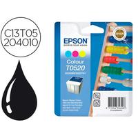 EPSON BOULIER T0520 CYAN MAGENTA JAUNE