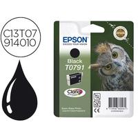 EPSON CHOUETTE T0791 NOIR