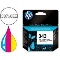 HP 343 CYAN MAGENTA JAUNE
