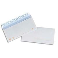 GPV Boîte de 500 enveloppes auto-adhésives 80 grammes format 110x220 mm