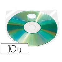 POCHETTES ADHÉSIVES POUR CD/DVD