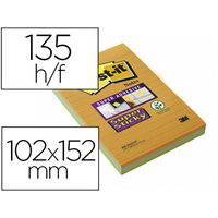 SUPER STICKY GRAND FORMAT 102x152mm