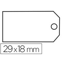 ÉTIQUETTES FIL COTON 18x29mm