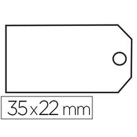 ÉTIQUETTES FIL COTON 22x35mm