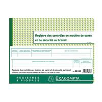 REGISTRE CONTRÔLE DE SÉCURITÉ