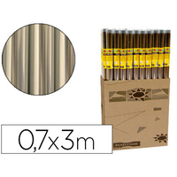 FILM FLEURISTE TRANSPARENT 3x0.7m