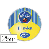 FIL NYLON POUR PERLES Ø0.35mm