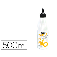 ACRYLCOLOR 500ml BLANC