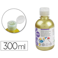 GOUACHE SCOLAIRE OR 300ml
