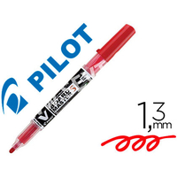 V BOARD MASTER POINTE 1.3MM ROUGE