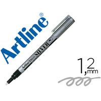 990XF POINTE FINE CONIQUE ARGENT