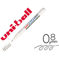 PAINT MARKER POINTE EXTRA-FINE BLANC