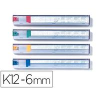 AGRAFES K12-6MM POUR AGRAFEUSE 551