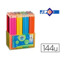 CRAYONS SCHOOL DAY PACK DE 144