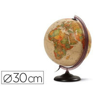 GLOBE TERRESTRE ANTIQUE
