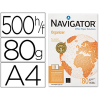 NAVIGATOR ORGANIZER A4 80G