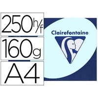 CLAIREFONTAINE TROPHÉE BLEU PASTEL A4 160G