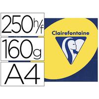 CLAIREFONTAINE TROPHÉE JAUNE SOLEIL A4 160G