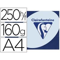 CLAIREFONTAINE TROPHÉE GRIS PERLE A4 160G