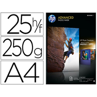 BRILLANT GLACÉ HP ADVANCED A4 250G