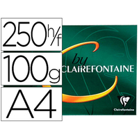C BY CLAIREFONTAINE IVOIRE A4 100G
