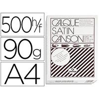 CANSON CALQUE SATIN 500 FEUILLES A4