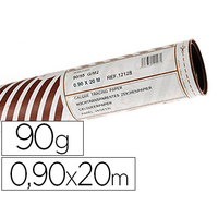 CANSON CALQUE SATIN ROULEAU 0.90X20M
