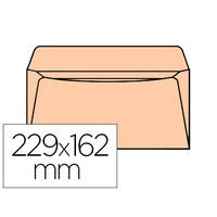 ENVELOPPES ADMINISTRATIVES 162X2290MM BULLES