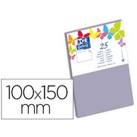 CARTES 100X150MM PARME