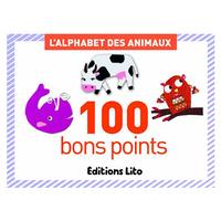 BONS POINTS ALPHABET DES ANIMAUX