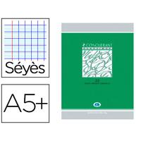 CAHIER DE DEVOIRS 17X22CM SÉYÈS 60 PAGES