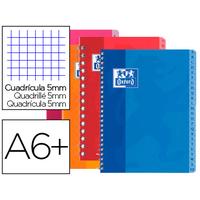 CLASSIQUE A6+ 192 PAGES PETITS CARREAUX