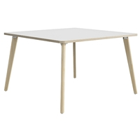 ARTEFACT TABLE DE REUNION 140X140CM