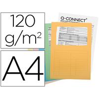 CHEMISE 120G ASSORTIS PACK DE 25
