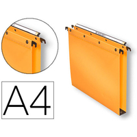 POLYPRO ULTIMATE JAUNE ORANGÉ FOND 30MM X10