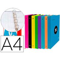 ANTARTIK A4 4 ANNEAUX 40MM ASSORTIS