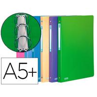 MEMPHIS A4 4 ANNEAUX 15MM ASSORTIS STYLE