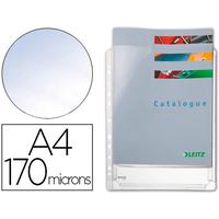 POCHETTES A4 170 MICRONS A SOUFFLET PACK DE 5