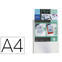 COVER PERSONNALISABLE A4 80 VUES BLANC