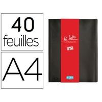 LUTIN CLASSIQUE A4 80 VUES NOIR